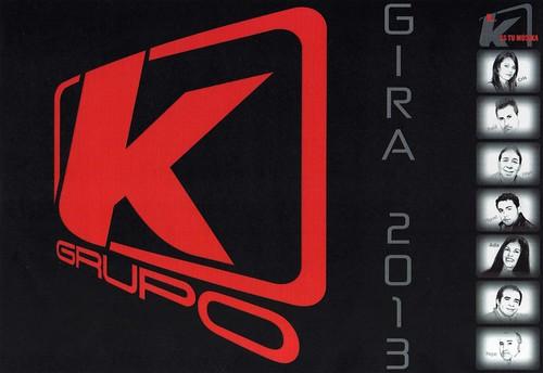 Grupo K 2013 - cartel