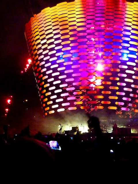 U2 - 360° Tour - Stade de France, Paris (2010)