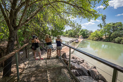 Cycling the Top End - Cahills Crossing, Kakadu NP