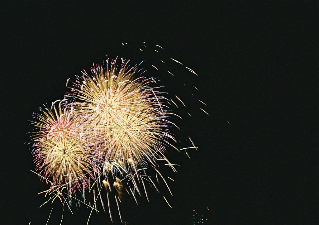 足立の花火
