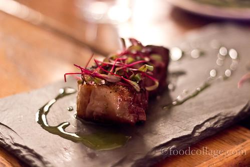 Wagyu Steak at Fukuda