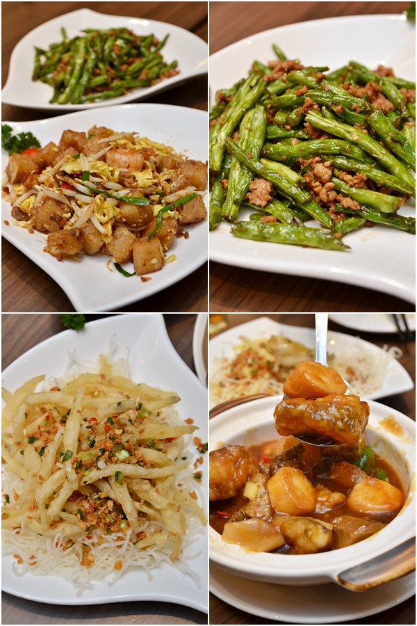 Shanghai style dishes @ Dragon-i