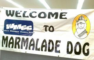 Marmalade Dog 2013
