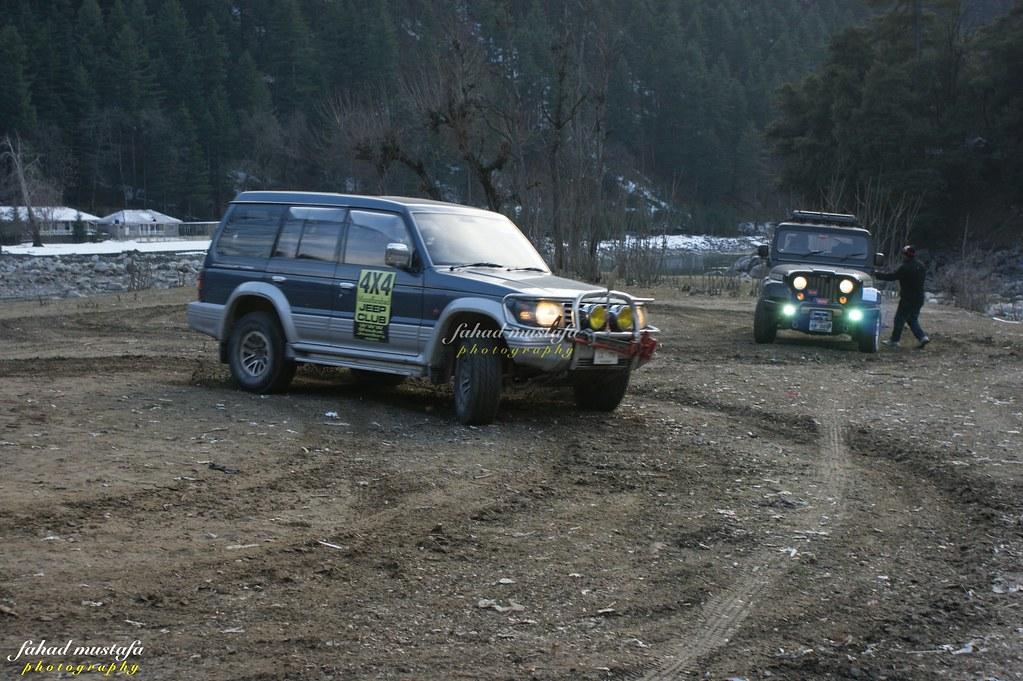 Muzaffarabad Jeep Club Neelum Snow Cross - 8468336273 e7e3b2c47a b
