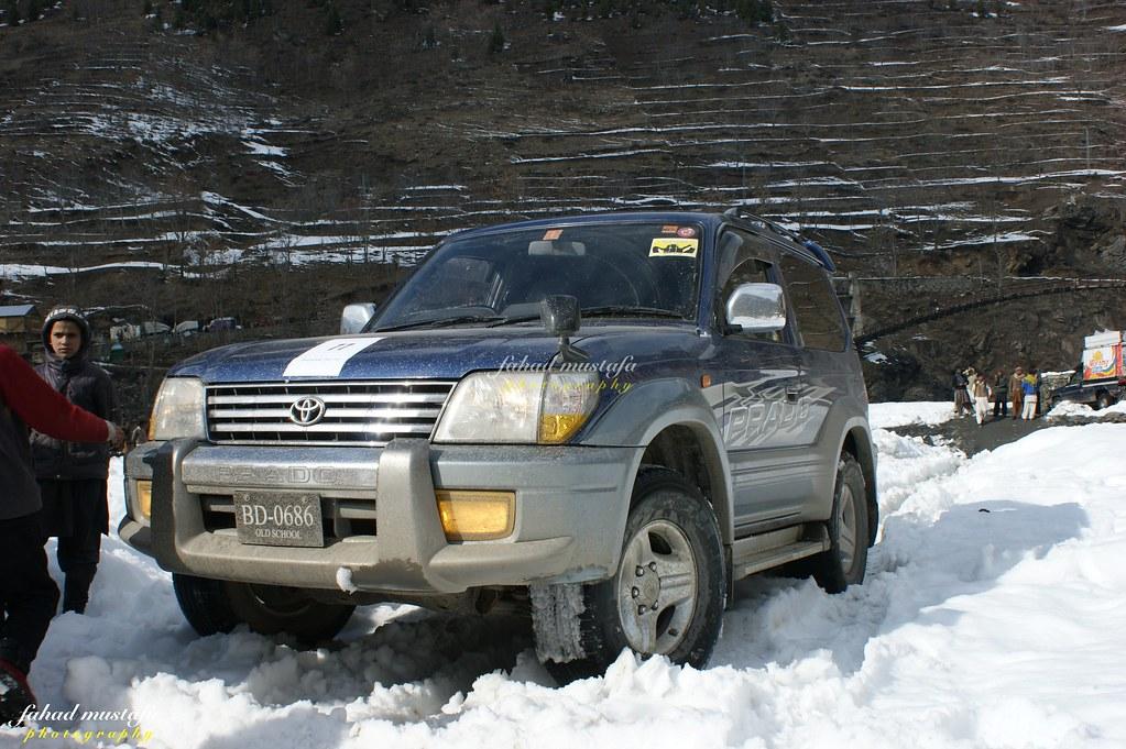 Muzaffarabad Jeep Club Neelum Snow Cross - 8470721621 efb00e86ee b