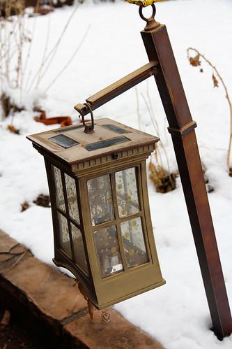 La Posada - Path Lantern