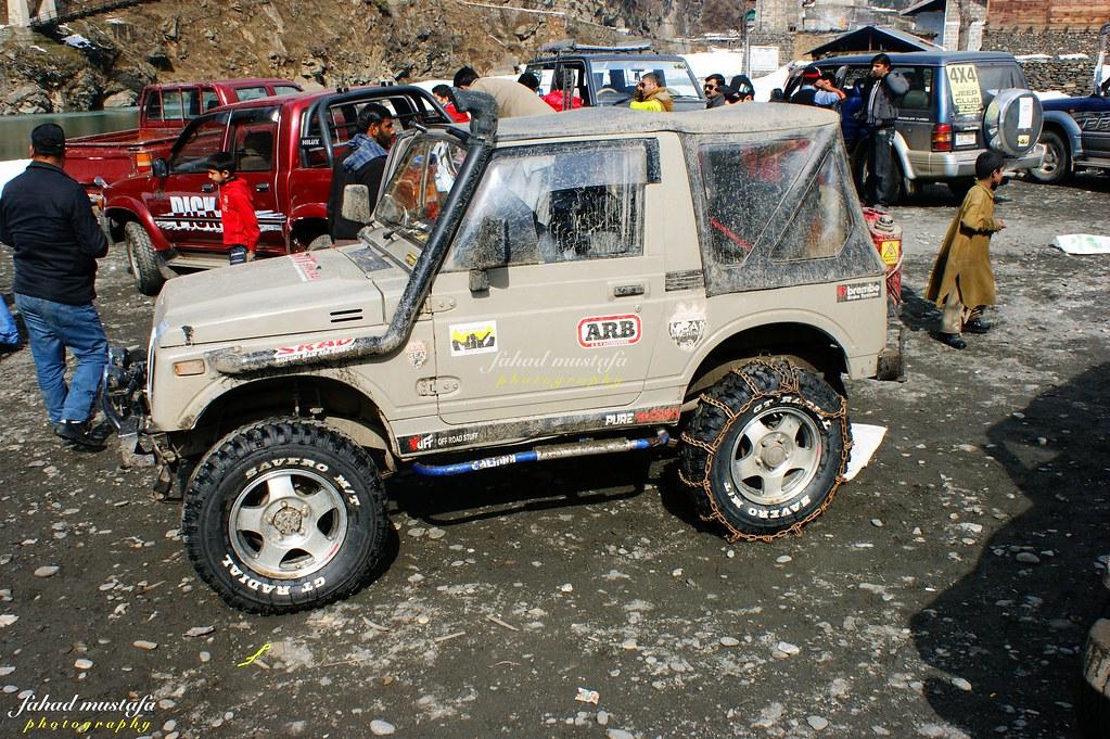 Muzaffarabad Jeep Club Neelum Snow Cross - 8471864234 08f6299e2e b
