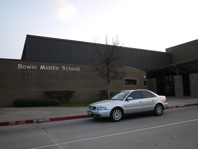 PIC: Bowie Junior High, Irving, Texas