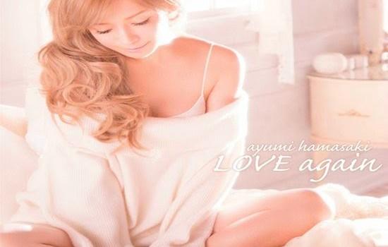 A Cantora Ayumi Hamasaki Ocupa o Primeiro Lugar na Oricon!