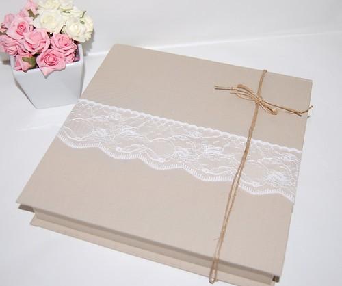 Caixa para Book Fotografico by LEME´S ARTE / By Helenita Leme