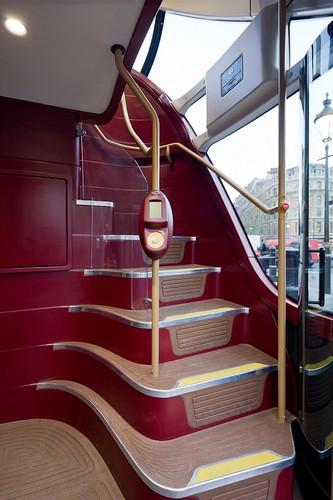 Routemaster stairs
