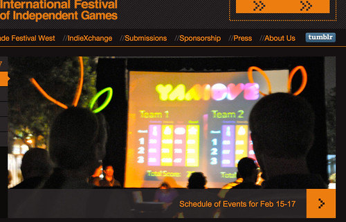 IndieCade website