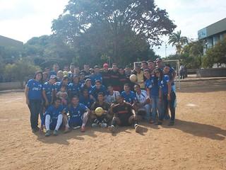 Los estudiantes de la Upel de Lara celebraron su día con actos deportivos