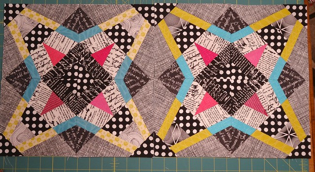 AusMod Bee February Blocks