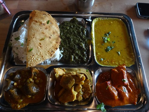 Bistro laurent now sharing space w ayce indian buffet for Annapurna cuisine culver city