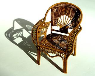 """basket chair"""