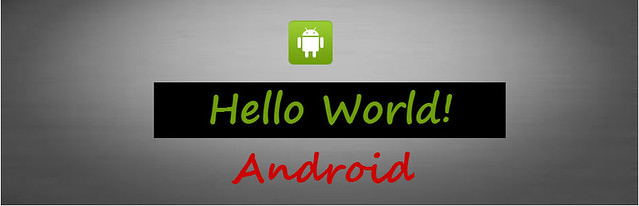 hello world android