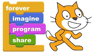 Imagine - Program - Share with SCRATCH Forever!