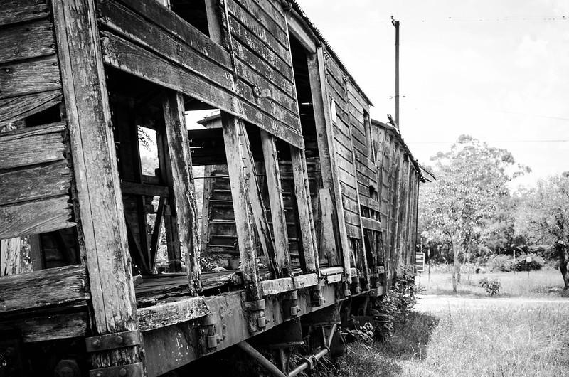 Aregua Railroad