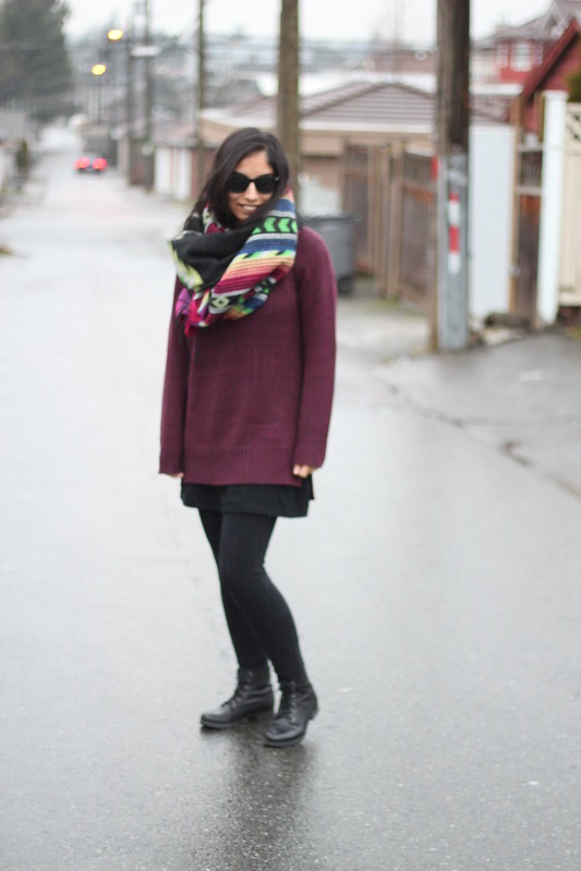 statement scarf