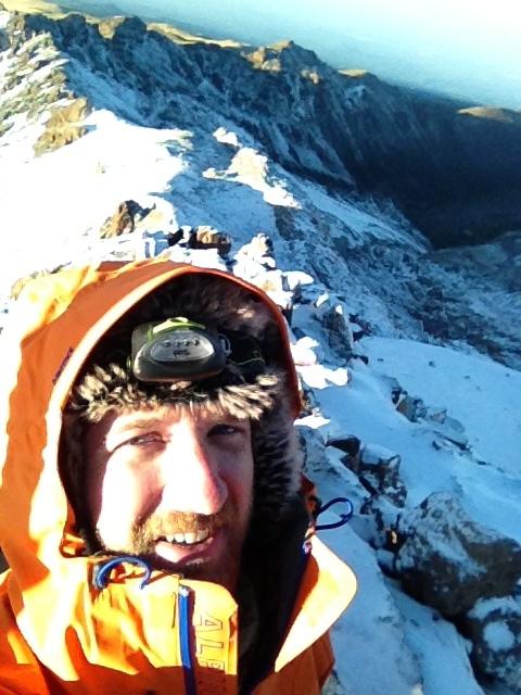 Lenana Peak, Mt. Kenya