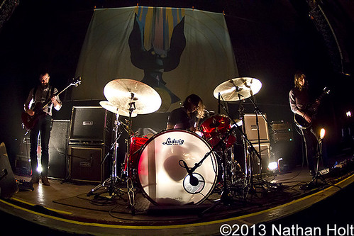 Russian Circles - 02-09-13 - Congress Theater, Chicago, IL