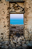 window to the sea by Ahmed احمد
