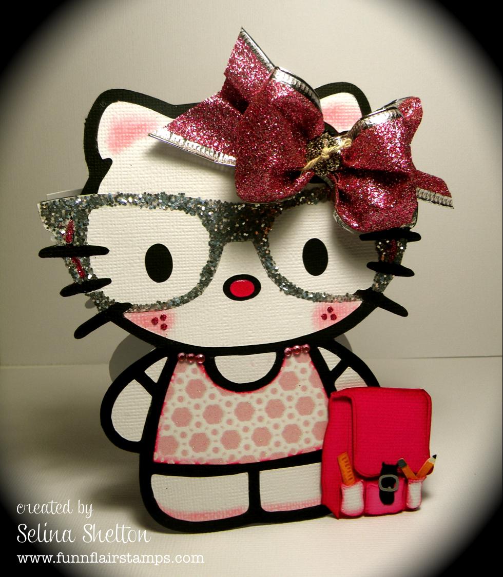 Hello Kitty Nerd 1
