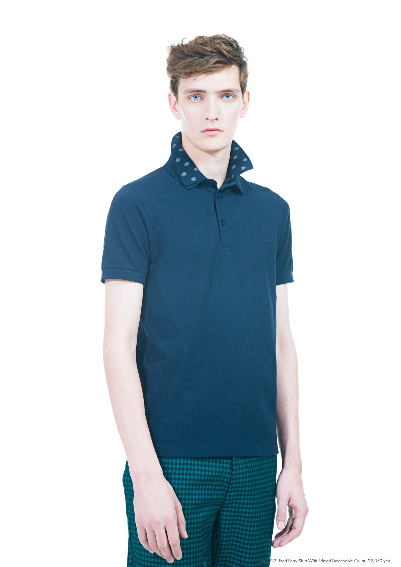 Yannick Abrath0040_Raf Simons × Fred Perry SS13