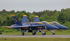 Blue Angels Boeing F/A -18 Hornet