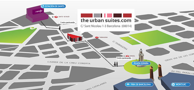 The Urban Suites - Hotel em Barcelona