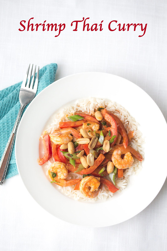 Shrimp Thai Curry