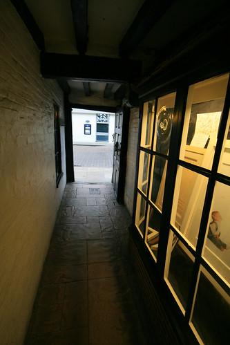 Tudor Passage, Lichfield
