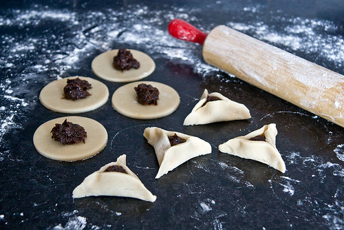 Prune & Poppyseed Hamantaschen   Post Punk Kitchen   Vegan Baking ...