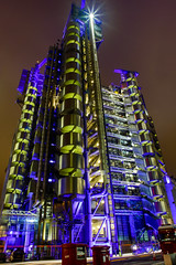 The Lloyd's Building London (On Explore Mar 1st 2013)