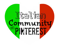 Italian Community on Pinterest