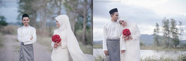 Wahidah + Mokhzahir