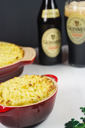Guinness Shepherd's Pie #Irishlove