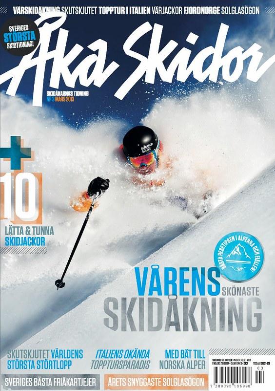 Ian Morrison - Cover Åka Skidor