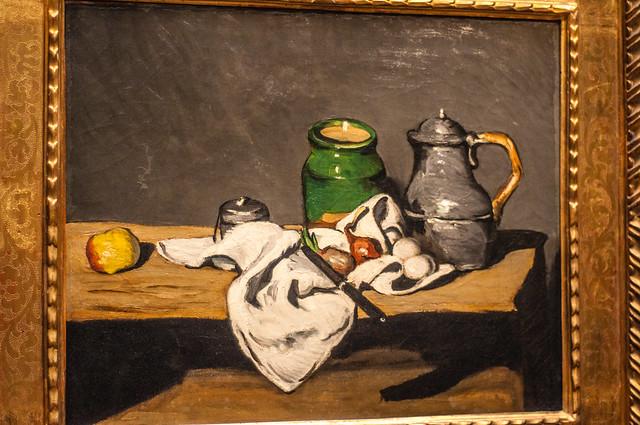 Still Life - Cezanne