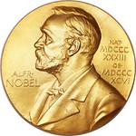 Crick Nobel medal obverse
