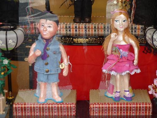 TAKEOKA スギちゃん殿とローラ姫 @ かつうらビッグひな祭り