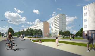 Social Housing Limoges