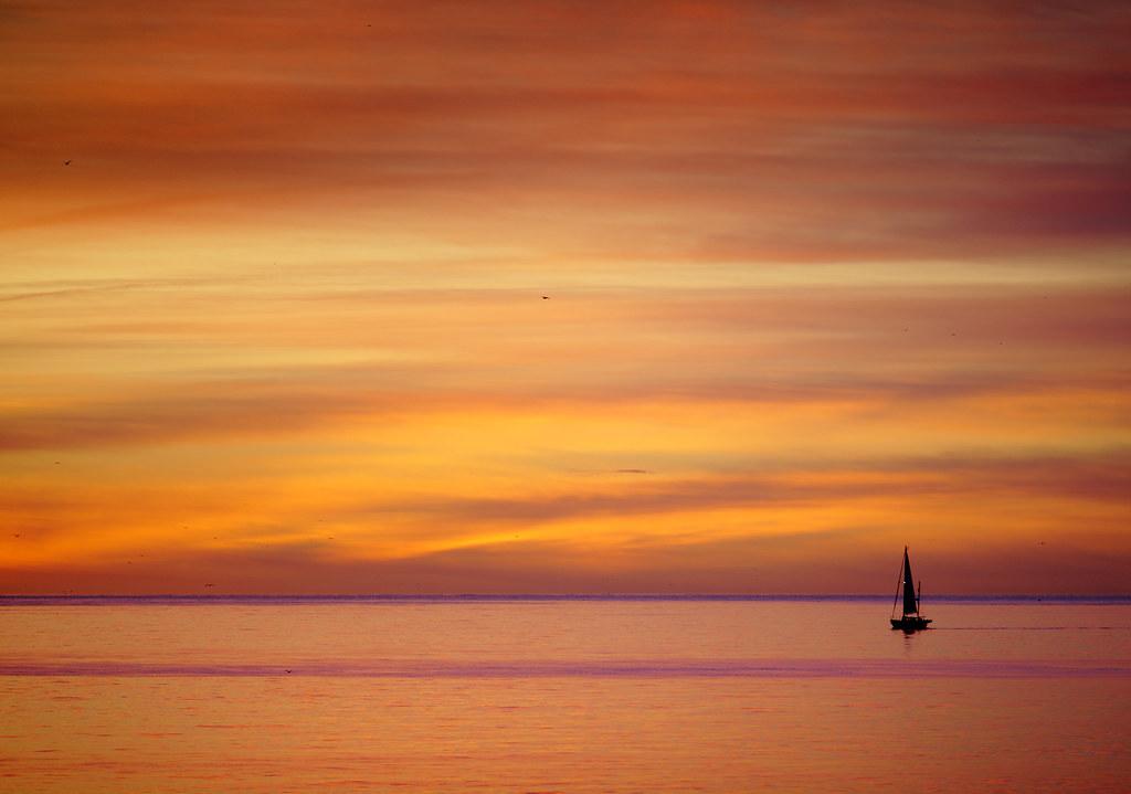 Jovian Sunset