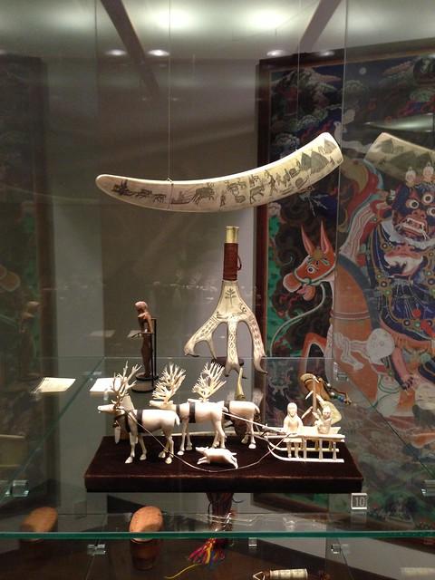 Sami folk art at the Danish National Museum | Flickr ...