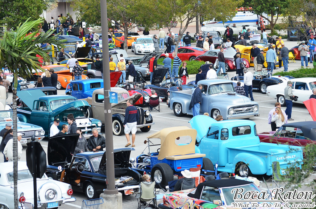 cruisin america car show town center boca raton