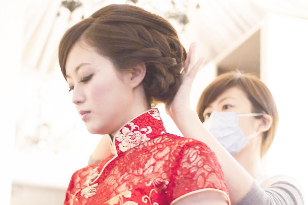 新娘秘書梳化