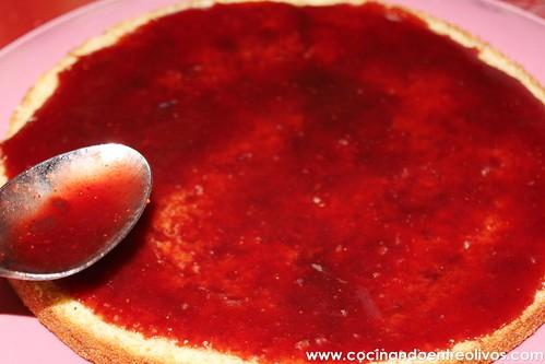Victoria Sponge Cake www.cocinandoentreolivos (18)