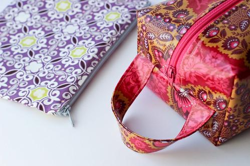 Zipper Pouch Class by Jeni Baker