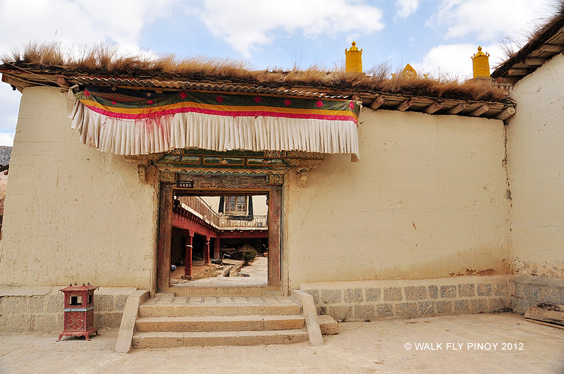 Ganden Sumtseling Monastery, Shangri-la (Zhongdian) in Yunnan, China